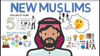 HOW TO LEARN ISLAM FOR NEW MUSLIMS - Animated Islamic Video