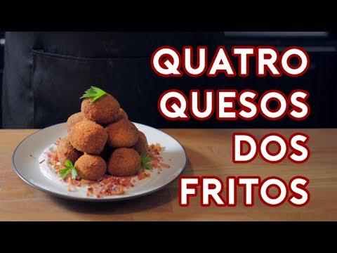 Binging with Babish Quatro Quesos Dos Fritos from Psych