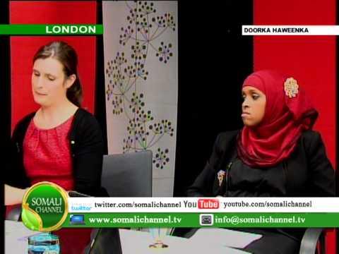 DOORKA HAWEENKA XANUUNKA AUTISMKA SOO SAARISTII AMAL KAYSE 03 11 2013 SOMALI CHANNEL