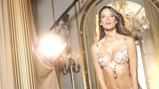 Victoria's Secret's Floral Fantasy Bra: Behind the Scenes