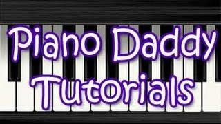 Phir Le Aya Dil (Barfi) Piano Tutorial ~ Piano Daddy