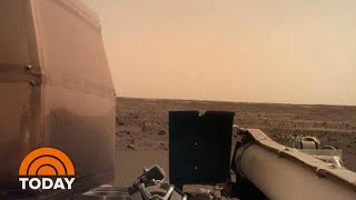 NASA's InSight Craft Lands On Mars After Nail-Biting Descent | TODAY