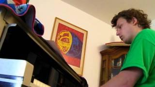 Möge die Straße uns zusammenführen (Klavier Improvisation)