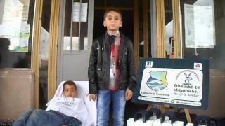 """501. Ylli Pllana, Voto poezin për Dhëmbët, SH.F. """"Bahri Kuçi"""", Shtruerë - Vushtrri"""