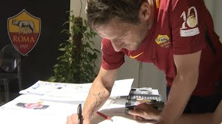Francesco Totti: Draw My Life
