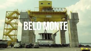 ANDRITZ HYDRO: Turbines for Belo Monte