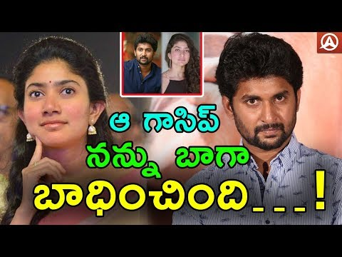 Xxx Mp4 Hero Nani Felt So Sad About Sai Pallavi Fight Gossip L Namaste Telugu 3gp Sex