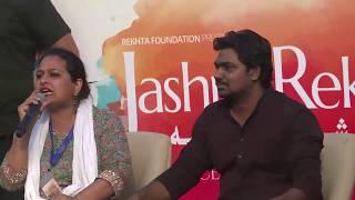 MY NAME IS ZAKIR KHAN - Zakir Khan, Stand up Comedian, at Jashne Rekhta