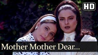 Mother Mother - Title Song - Rekha - Bollywood Song - Anuradha Paudwal & Kavita Subramaniam Hits