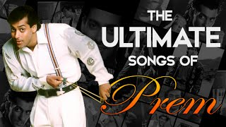 Most Popular Hit Songs Of Salman Khan | The Ultimate Prem Of Bollywood
