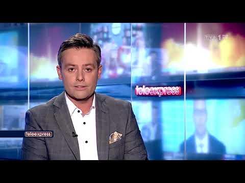 WG Bieszczady w TVP1 - fragment Teleexspressu z dnia 29.08.2017