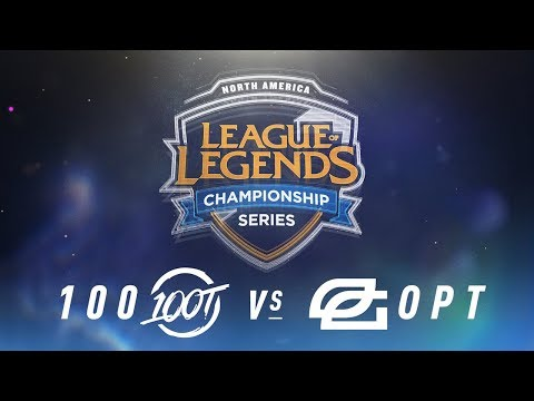 Xxx Mp4 100 Vs OPT Week 1 Day 1 NA LCS Spring Split 100 Thieves Vs OpTic Gaming 2018 3gp Sex