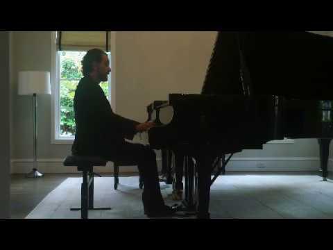 J.S.Bach, Allemande from French Suite No.2 in C minor - Domenico Codispoti, piano