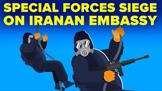 Special Forces Assault on Iran Embassy - Operation Nimrod