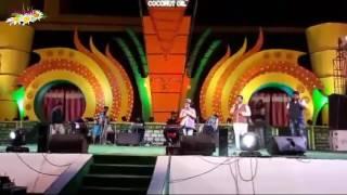 Potol Kumar Gaanwala sings a song at Debra Utsav 2017