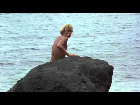 That heart wrenching scene from the Blue Lagoon