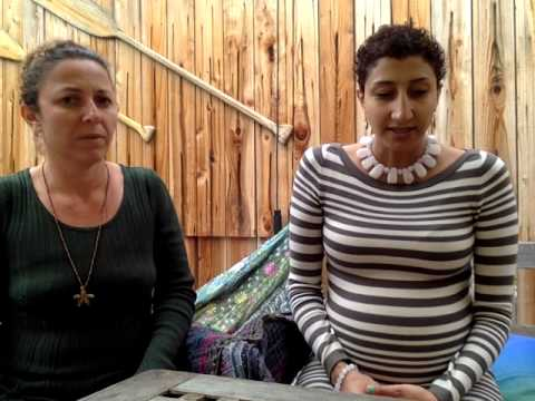 Culture Shock   about Palestinian Women life