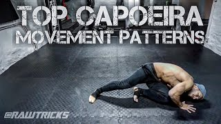 Top Capoeira Movement Patterns Compilation 2018 (Beginners to Advanced)