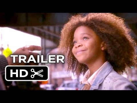 Xxx Mp4 Annie Official Trailer 1 2014 Jamie Foxx Quvenzhané Wallis Movie HD 3gp Sex