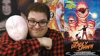 The Deadly Spawn (1983) - Blood Splattered Cinema (Horror Movie Review)