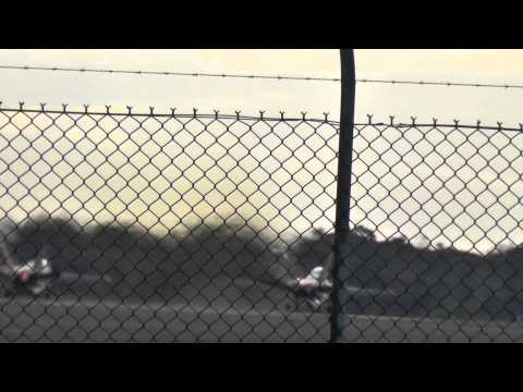 2 RAAF F/A-18's Initial And Pitch, Dual Take Off & Land @ RAAF Base Williamtown 17/7/14