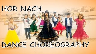 Hor nach dance choreography by Beauty n grace dance academy