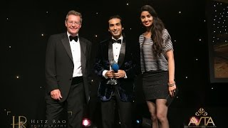 AVTA Eutelsat Supporting Actor of the Year Mohit Sehgal
