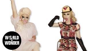"""UNHhhh Ep 23: """"Twitter Questions"""" w/ Trixie Mattel & Katya Zamolodchikova"""