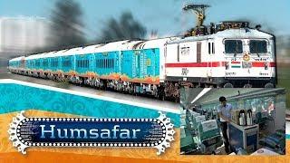 Humsafar Express: Pride of Indian Railways