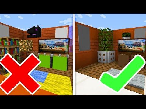 watch 5 ERROS COMUNS na hora de CONSTRUIR | MINECRAFT