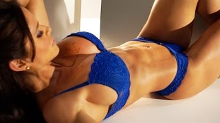 MICHELLE LEWIN: Behind the Scenes- Underwear/Lingerie Shoot