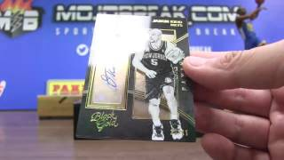 6/26 - 2015-16 Panini NBA Black Gold 4 Box Half Case eBay Break PYT #17