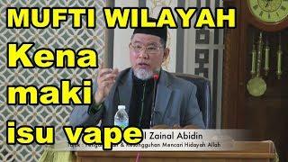 Mufti Wilayah Kena Maki   Dr Danial