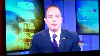 When Are These Hosts Going To Stop Priebus From Lying & Crying