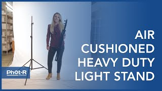 Air Cushioned Studio Light Stand | Phot-R