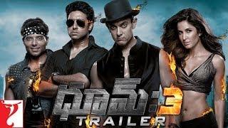 DHOOM:3 Trailer - TELUGU - Aamir Khan   Abhishek Bachchan   Katrina Kaif   Uday Chopra