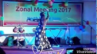 Bangladeshi Hot Girl Dance with Magic Mamoni song
