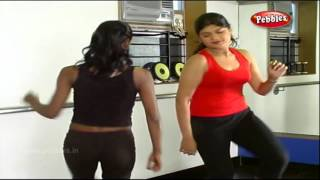 Beginner Step bench Aerobics Fitness in Tamil | Aerobic Dance Workout | Aerobics for beginners