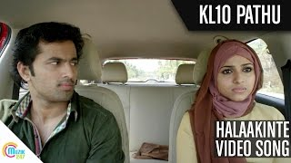 Kl10 Pathu | Halaakinte Song Video | Official