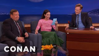 Conan & Andy Play Whitney Cummings' Dating Game  - CONAN on TBS