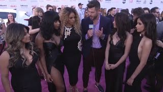 Fifth Harmony Interview | Billboard Music Awards 2016
