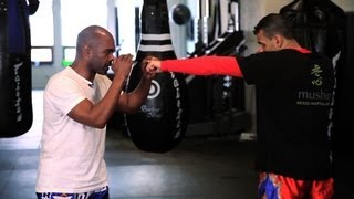 How to Defend Punches in Kickboxing | Muay Thai