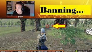 Devs Banning Cheaters H1z1 Twitch Clips Montage