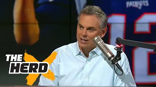 Download The Patriots will beat the Steelers because of Brown livestream | THE HERD 3Gp Mp4