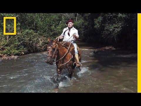 Horses and Solitude: Inside the Life of a Brazilian Gaúcho   Short Film Showcase