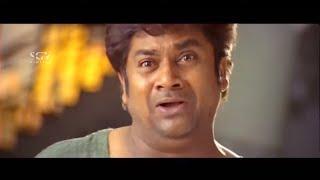 Rangayana Raghu in Marriage function Comedy   Devaraj   Chiru Sarja   Gandede   Kannada Comedy Scene