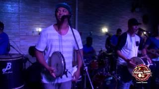 Grupo Vou Pro Sereno na Feijoada Samba Clube edição de Setembro
