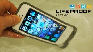 Lifeproof iPhone SE / 5S / 5 Case Review with Water Test