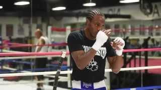 Boxing Super Lightweight