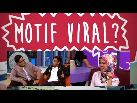 watch MOTIF VIRAL: Adib Alex & Luqman Podolski Takut Tengok ItsRoseNicotine Buat Musical.ly?